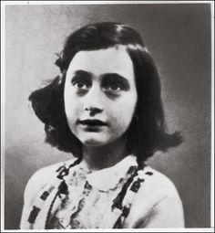 Anne Frank...