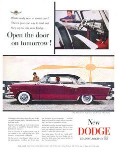 171 best dodge 1950 1955 images on pinterest antique cars 1955 dodge custom royal lancer publicscrutiny Choice Image