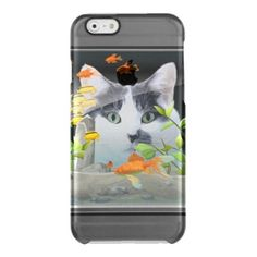 Custom iPhone Case to upload your own cat photo to, various phone models available.