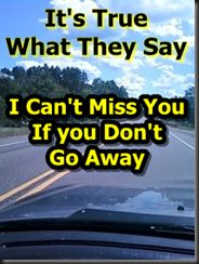 How can I miss you if you never go away? #Clinginess kills attraction more than does being angry all the time. Seriously, go away. Give the other person somes space. Learn to trust that a person will not cheat if you leave him/her alone for one second. #relationshipproblems