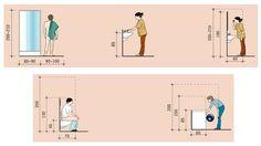 Billedresultat for wysokość baterii w prysznicu French Architecture, Attic Conversion, Small Bathroom, Bathroom Ideas, Family Guy, Studio, Design, Google, Geometric Art