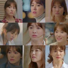 Visual appreciation Song Hye Kyo as Dr. Kang Mo Yeon • Episode 15 • <reupload because this has better photos ✌️> #태양의후예  #songhyekyo #송혜교  #descendantsofthesun #kangmoyeon #宋慧喬