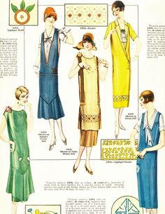 Vintage sewing and fashion ephemera with a few other finds from my travels. 20s Fashion, Vintage Fashion, Flapper Fashion, Victorian Fashion, Vintage Ball Gowns, Vintage Hats, Vintage Stuff, Flapper Style, 1920s Style