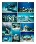 Jason deCaires Taylor underwatersculptures fanart