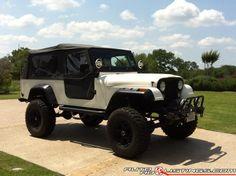 454 Big Block, Jeep Cj, Offroad, Vintage Cars, Cool Cars, 4x4, Monster Trucks, Austin Tx, Vroom Vroom