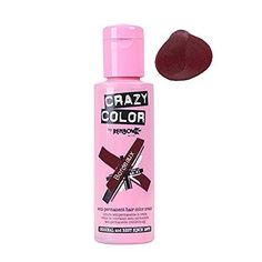 Crazy Colour Semi Permanent Hair Colour Cream 100 ml (Bordeaux 51) by Crazy Color -- You can get more details by clicking on the image. #hairdo