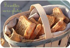 Biscottes {sans gluten}