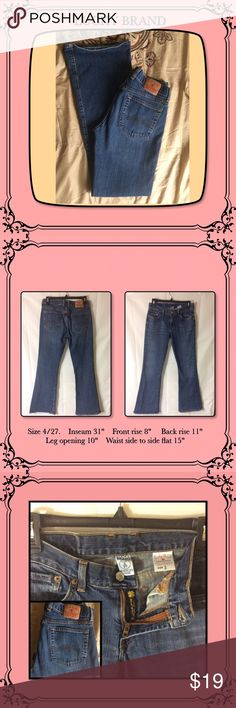 Lucky Brand Jeans EUC// Dungarees style// no rips or stains// not frayed// Lucky Brand Jeans