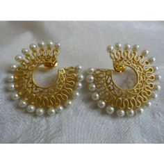 Online Shopping for Pearl Earring | Earrings | Unique Indian Products by Dhaanya - MDHAA38022541620
