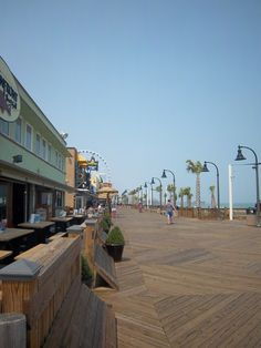 Boardwalk, Myrtle Beach SC