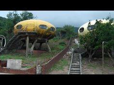 Inside Taiwan's UFO houses - YouTube