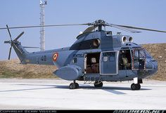 Aerospatiale (IAR) IAR-330M Puma  Romania - Air Force