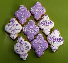 Christmas Ornaments Cookies | Flickr: Intercambio de fotos