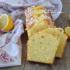 Plumcake sofficissimo al limone