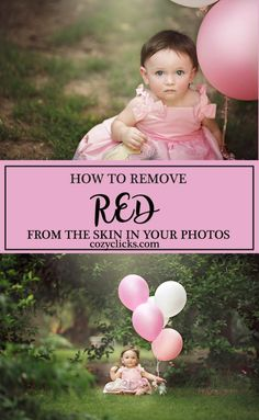 Are you a photographer that has trouble getting the red skin off your portraits in Photoshop? Read how to do it easily here!