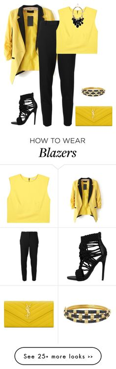 """""""outfit 2240"""" by natalyag on Polyvore"""