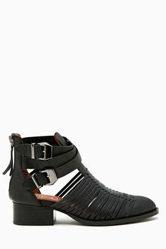 Jeffrey Campbell Stinson Ankle Boots $188 .... Oh why didn't I buy the similar ones from top shop at 1/4 of the price =/
