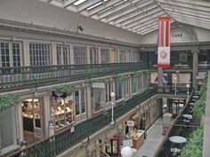 micro apartments | Gallery: Nation's Oldest Indoor Shopping Mall Being Renovated Into ...