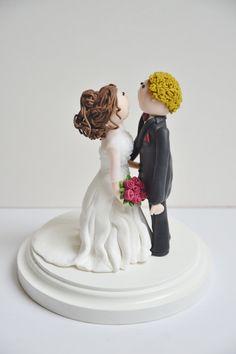 Die 14 Besten Bilder Von Tortenfiguren Hochzeit In 2019