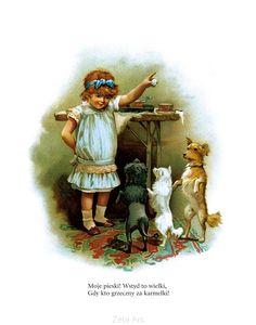 Harriett M. Bennett. M. Konopnicka  Wiosna i Dzieci