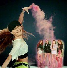Yg Groups, Kpop Girl Groups, Blackpink Memes, Funny Kpop Memes, Blackpink Photos, Funny Photos, Meme Faces, Funny Faces, K Pop