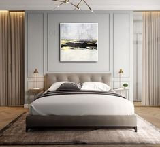 Home Decor On A Budget 50 Best Bedroom Interior Design Ideas With Luxury Touch bedroom Decor On A Budget 50 Best Bedroom Interior Design Ideas With Luxury Touch bedroom Luxury Home Decor, Luxury Interior, Home Interior, Modern Classic Interior, Modern Interior Design, Interior Colors, Modern Decor, Contemporary Bedroom, Modern Bedroom