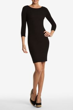bcbg dress... have this dress & I love it.  Perfect with a brown belt.
