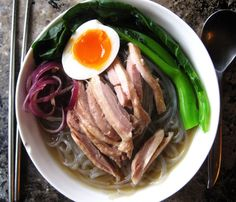 Paleo Duck Ramen from Flash Fiction Kitchen (AIP-modifiable)