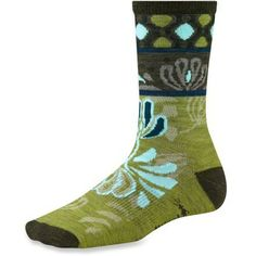 SmartWool Reflections Flower Socks - Women's @HeadOverHeelsLLC