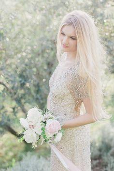 Photography: Mademoiselle Fiona | florals: Oak and the Owl | |bridesmaid dresses: Jenny Packham- Jocasta | hair stylist: Ilaria Borgioli Make Up | makeup artist: Ilaria Borgioli Make Up .