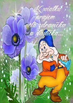 K sviatku prajem veľa zdravíčka a šťastíčka... Birthday Wishes, Princess Peach, Good Morning, Birthdays, Blog, Fictional Characters, Inspirational, Facebook, Haha