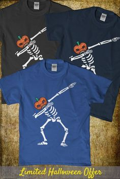 Pumpkin Skeleton Face Halloween Hip Hop Dance Shirt #halloween#happyhalloween ##halloweenparty #halloweenmakeup #halloweencostume Halloween Shirts For Boys, Cute Halloween, Halloween Costumes For Kids, Halloween Decorations, Disney Shirts For Family, Shirts For Teens, Couple Shirts, Thanksgiving Drinks, Thanksgiving Outfit