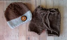 Hey, I found this really awesome Etsy listing at https://www.etsy.com/listing/150253996/baby-beanie-baby-knitted-pants-hat