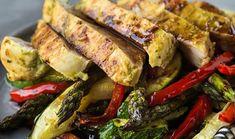 Ένα εύκολο, οικονομικό και πολύ νόστιμο πιάτο για όλη την οικογένεια. Το μπαλσάμικο δίνει μια ξεχωριστή γεύση και χρωματίζει όμορφα το φαγητό.