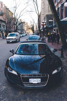 Evelyn's Audi