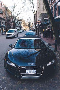Evelyn's Audi