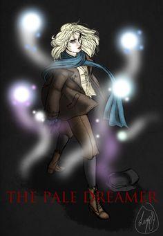 Pale-Dreamer - Paige from The Bone Season