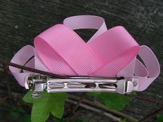 Princess Tiara Crown Sculpted Ribbon Hairbow by by ribbonrefinery