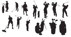 KLDezign les SVG: Le golf