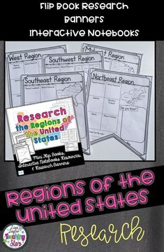 Regions of the Unite