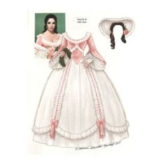 Paper Dolls of Hollywood Costume, by Brenda Sneathen Mattox who is a fashion history buff with a particular fondness for hollywood costume and classic movie stars. Paper Dolls Clothing, Doll Clothes, Hollywood Costume, Paper Dolls Printable, Moda Vintage, Vintage Paper Dolls, Elizabeth Taylor, Paper Toys, Marie Antoinette