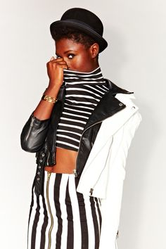 Nasty Gal Taps Jodie Smith for its Loud and Clear Lookbook