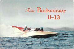 U-13, Miss Budweiser