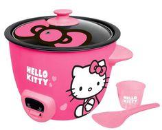 Hello Kitty Rice Cooker – Pink (APP-43209)