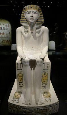 Pharaoh Amenhotep I.   Museum of Turin