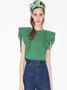 Two Piece Sets Bare Shoulder Flounced Dress | Shops, Lace and Lace ...