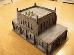 CASTLE FORGE MODELS: Epic 40k Terrain  http://castleforgemodels.blogspot.co.uk