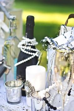 Great Gatsby Decorating Ideas | Hostess with the Mostess® - The Great Gatsby Wedding