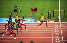 Athlé - Usain Bolt, de Pékin à Pékin