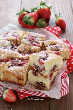 Cap Cake, Cake & Co, Cooking Time, Cooking Recipes, Yogurt Cake, Strawberry Desserts, Cooking Light, Cake Cookies, Sweet Tooth